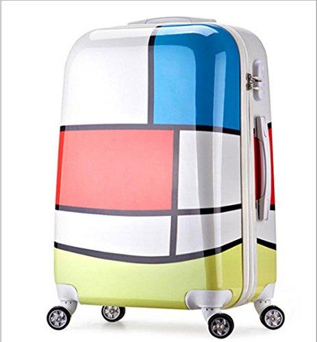 xiuxiandianju-travelers-choice-freedom-lightweight-hard-shell-spinning-rolling-luggage-set-20inch-24