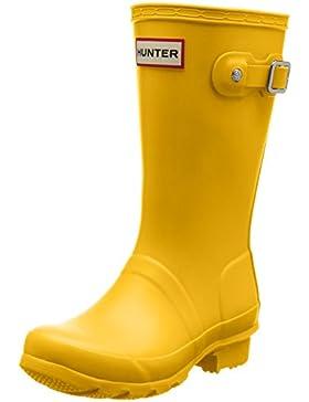 Hunter Wellington Boots, Botas de Agua Para Niñas