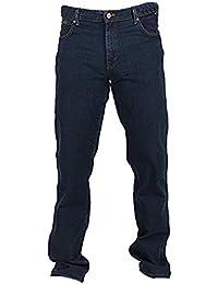 Wrangler - Texas Stretch - Jeans - Droit/Regular - Brut - Homme