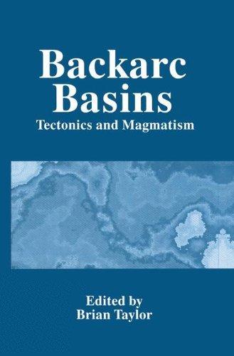 Backarc Basins: Tectonics and Magmatism by Taylor (1995-05-31) par Taylor