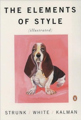 By Jr. William Strunk - The Elements of Style