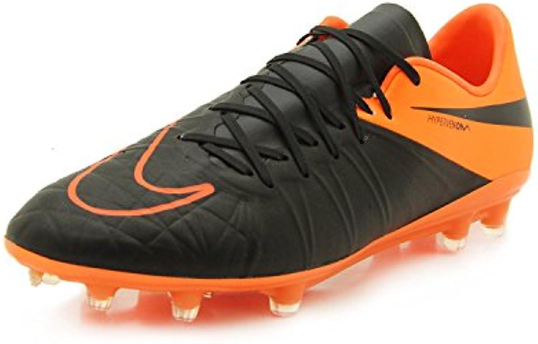 Nike Herren Hypervenom Phinish Leather FG Fußballschuhe  Verschiedene Farben Mehrfarbig  Einheitsgröße