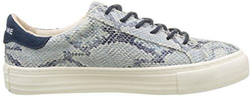 No Name Arcade Sneaker, Baskets Basses Femme Bleu (Blue)