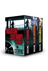 Martin Calvary Trilogy (Severance Kill, Annihilation Myths, Redemption Road) (English Edition)