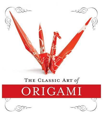 Preisvergleich Produktbild The Classic Art of Origami Kit (Mini Kit)