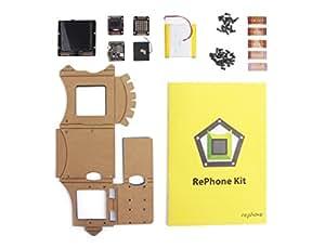 Seeedstudio Re Phone Kit Create Maker Gsm Modular Phone