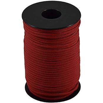Corderie Italiane 006005926 Cordino Edilizia 500 m Rosso 2 mm