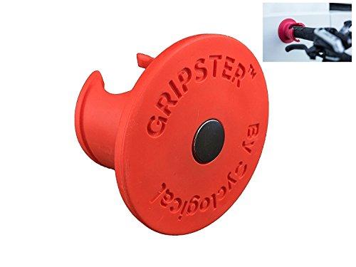 Gripster - die etwas andere (einfachere) Art, sein Fahrrad zu verstauen - (Red) -