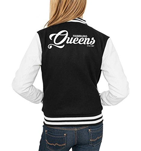 hamburg-queens-college-vest-girls-nero-certified-freak-xl
