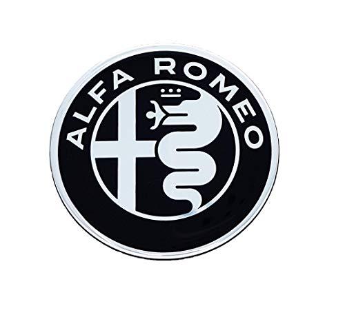 /Effet CHROME 3.0/V6/badge/ /60510719 V/éritable Alfa Romeo 164/et 75/