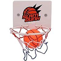 Lynn025Keats Basketball Portable Jouets Hoop Kit Enfants Enfants Adultes Jeu de Sport Jouet Set