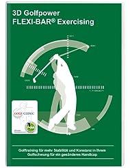 FLEXI-BAR® DVD Golf 3D Powertraining, mehrfarbig, 1684