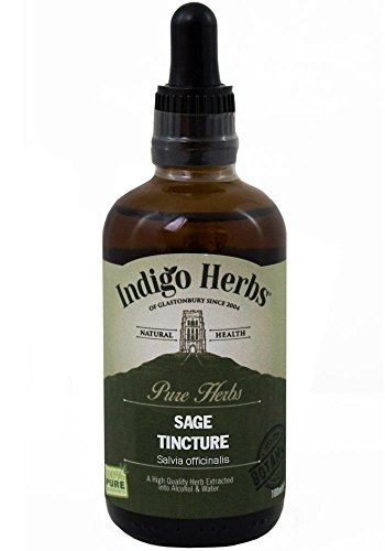Indigo Herbs - Salbei Tinktur 100ml -