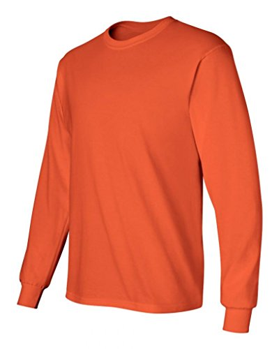 Pirate Booty auf American Apparel Fine Jersey Shirt naranja - naranja