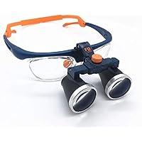 d4b7f785810b2 Lupas binoculares quirúrgicas dentales profesionales para dentistas, gafas  de ajuste bidireccional médicas, anteojos de