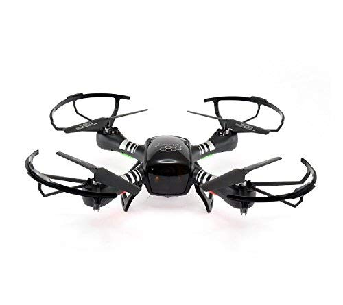 The Flyers Bay Scout 2.4G RC 6 Axis Quadcopter with 3D Eversion, Black