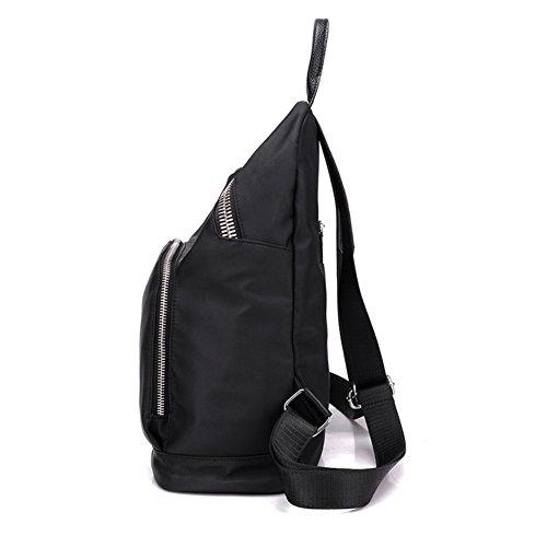 Nylon-Rucksack/College-Tasche/Oxford-Stoff/Reisen und Freizeit Taschen-A A