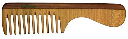 Manico in legno pettine Extra grossa, 19cm, Kost Kamm-