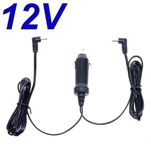 Cooler Leser (KFZ Ladegerät Auto 12V Ersatz für Player DVD Philips AY4128 AY4133 AY4197 PD9018 PD9016 PD9012 mit 2 Bildschirmen Ausgängen Netzadapter Netzteil Replacement)