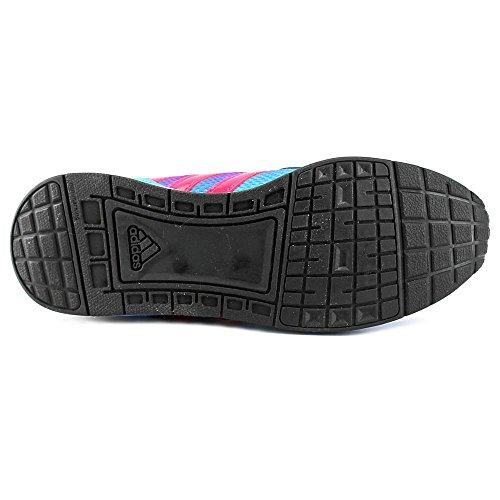 Adidas Streetrun VII K Maschenweite Turnschuhe Solblu/Vivber/Black1