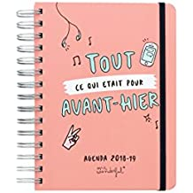 Amazon.es: agenda mister wonderful: Libros