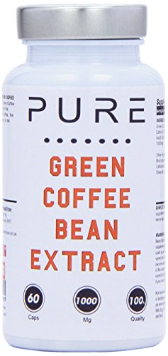 Bodybuilding-Warehouse-1000mg-Pure-Green-Coffee-Bean-Extract-60-Capsule