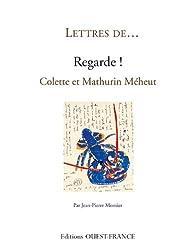 Coloriage La Ferme De Mathurin.Regarde Colette Et Mathurin Meheut Babelio