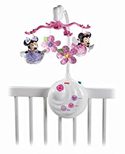 Fisher-Price Disney Baby Minnie Mouse Projection Mobile