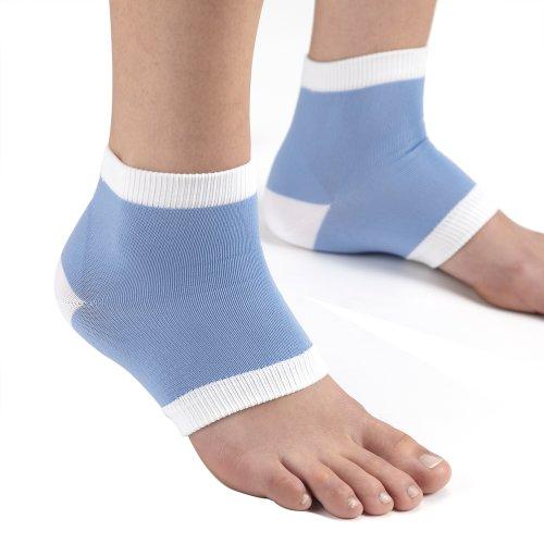 Blase Pad (pro11Universal Gel Fersenschutz Socken–lindert Schmerzen durch weniger Reibung über der Ferse)