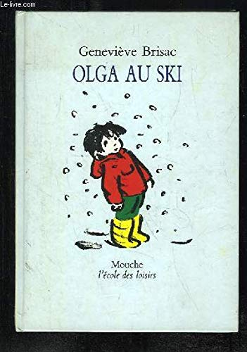 Olga au ski
