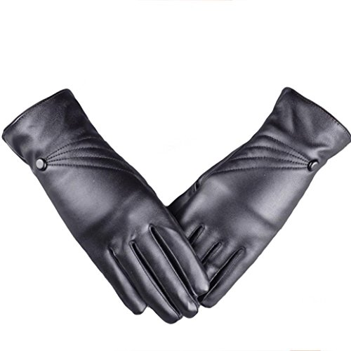 overdose-luxurious-women-girl-cuir-hiver-super-warm-gloves-cachemire-ecran-tactile-noir