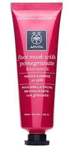 Apivita Radiance Face Mask with Pomegranate 1.7 oz (New Product, Exclusive Innovation) by N/A -