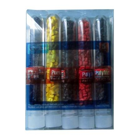 polymold-colorant-set-five-3g-tubes-green-red-yellow-black-blue
