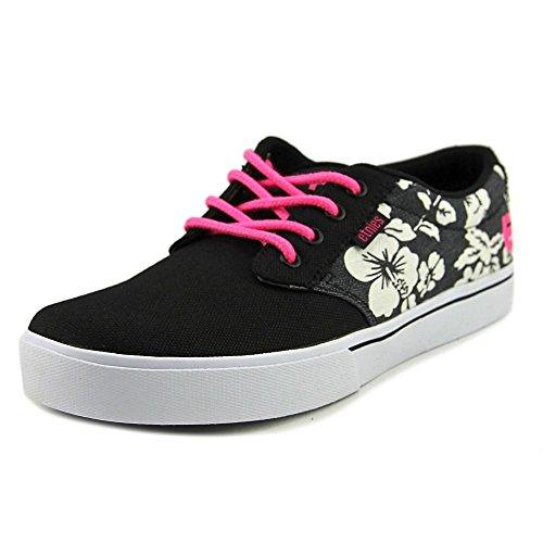 Kinder Skateschuh Etnies Jameson 2 Eco Skate Shoes Boys black/floral gJbrdduH