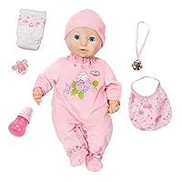 دمية أنابيل للأطفال من زابف، 43 سم B/O-794401