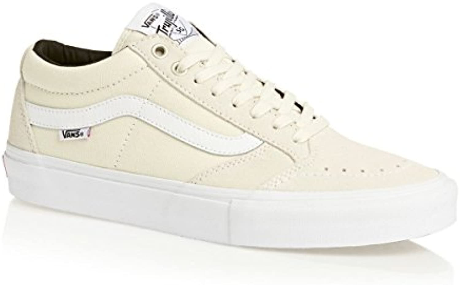 Zapatillas Vans: TNT SG White WH  -