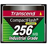 TRANSCEND 256MB Compact Flash CF Card Industrie