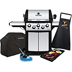 Broil King Signet 390 Gasgrill Upgrade-Set