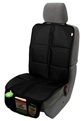 Auto Schwarz Sitzbezug Baby (Baby Caboodle Autositz-Schutzbezug – Schutzbezug für Abdeckung des gesamten Sitzes bis nach unten - langlebige Fertigung)