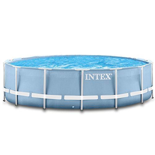 Intex 366 x 91 cm swimming pool Piscina para piscina Frame metal 28917