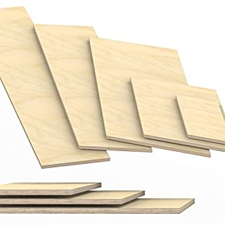 12mm Plywood Sheets cut to size up to 200 cm length multiplex board cuttings: 40x80 cm