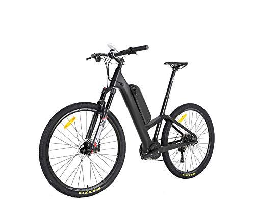 wemoove Elektrisches Trekkingrad, halbstarr, Serie 910 Pro, 27,5 Zoll, Shimano SLX 11 V, 18,5 kg