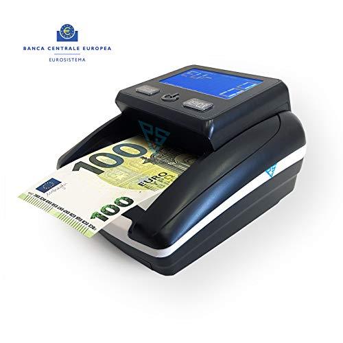 Verifica banconote false portatile Rilevatore di soldi falsi Aggiornabile USB