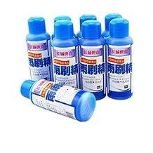 Pudincoco 50 ml limpiador de limpiaparabrisas automático súper concentrado limpiaparabrisas limpiaparabrisas de coche de coche líquido