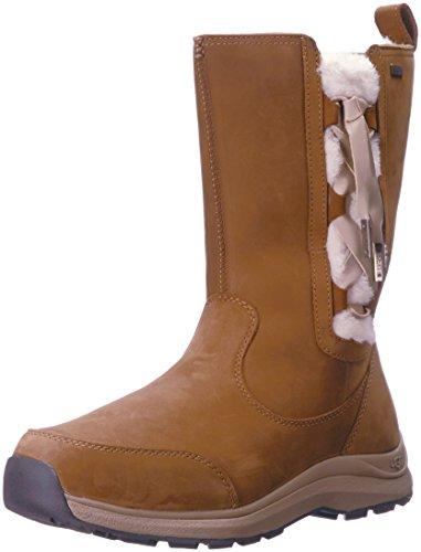 UGG Women's Suvi Snow Boot, Chestnut, 7 M US