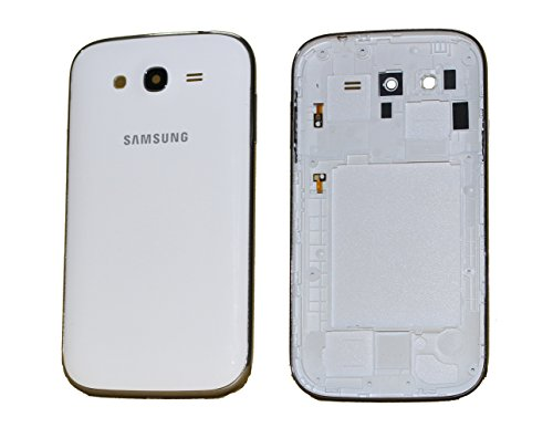 Full Housing Body Panel Faceplate For Samsung Galaxy Grand 9082 White  available at amazon for Rs.399
