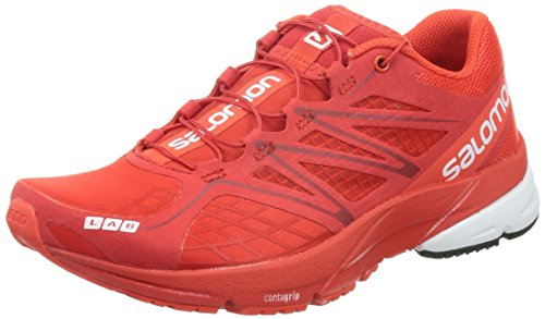 Salomon S-Lab X-Series Racing Rosso racing Bianco Rosso Red
