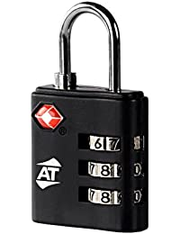American Tourister Black Luggage Lock (Z19 (0) 09 006)