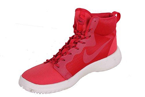 Nike Stivali donna Sneaker Roshe Corte HYP Red 641757-600 Rosso