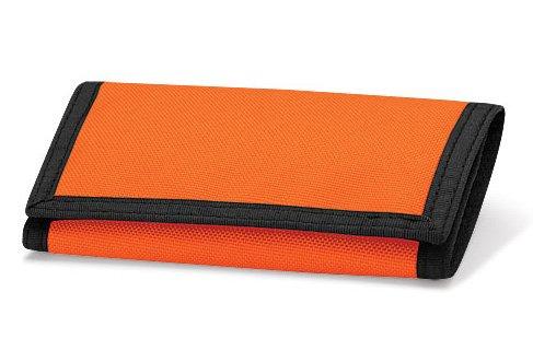 BagBase-Borsa, taglia unica, bambino, a portafoglio Arancione arancione 9 x 13cm